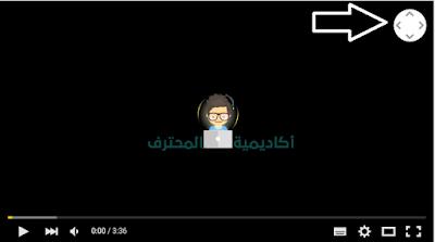 فيديوهات يمكنك التحكم بها على يوتيوب YouTube 360ْ