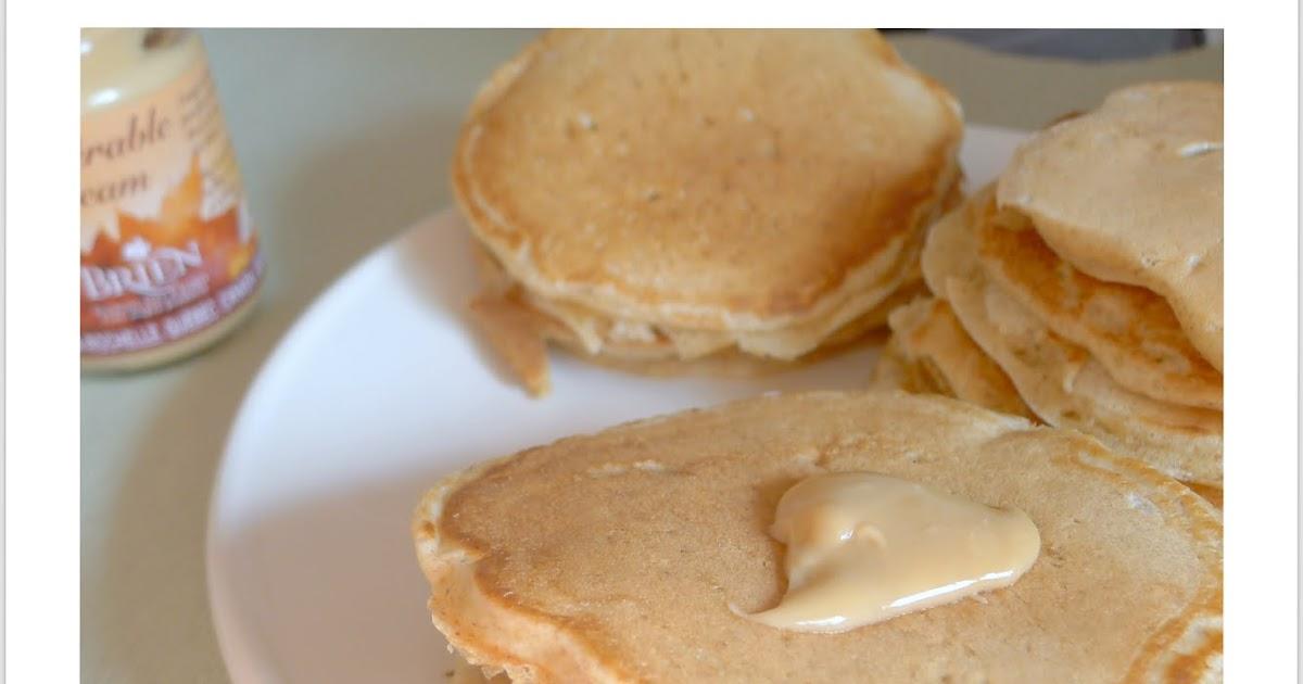 pancake farine complete