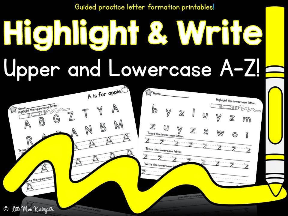 http://www.teacherspayteachers.com/Product/Highlight-and-Write-1382008