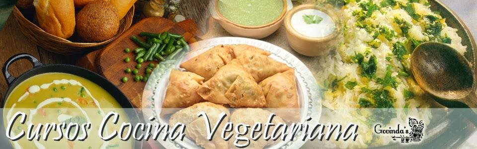 Clases de cocina en medellin govindas restaurante vegetariano y academia de yoga en medell n - Cursos de cocina sabadell ...
