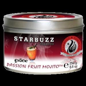 STARBUZZ EXOTIC PASSION FRUIT MOJITO HOOKAH SHISHA TOBACCO