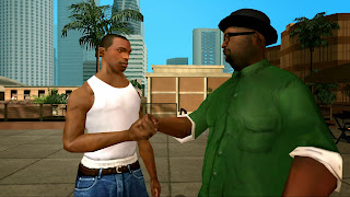 Grand Theft Auto: San Andreas v1.03