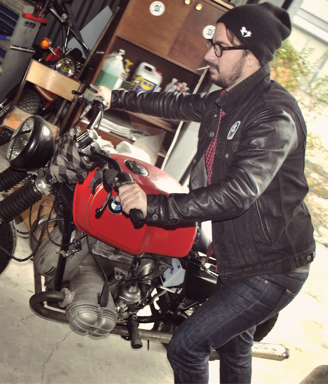 39 cause you need custom motorcycle builder notre for Garage preparation moto