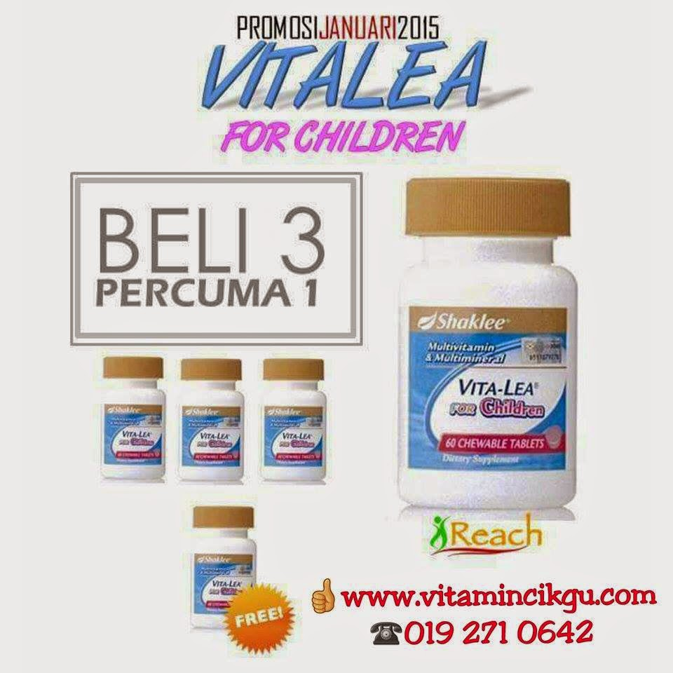 Multivitamin kanak-kanak, vitamin kanak-kanak