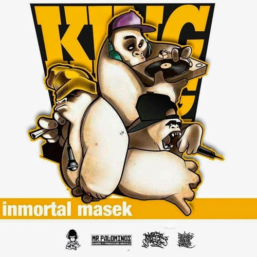 King Kong Click - Inmortal Masek (2014)