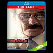 El infiltrado (2016) BRRip 720p Audio Dual Latino-Ingles