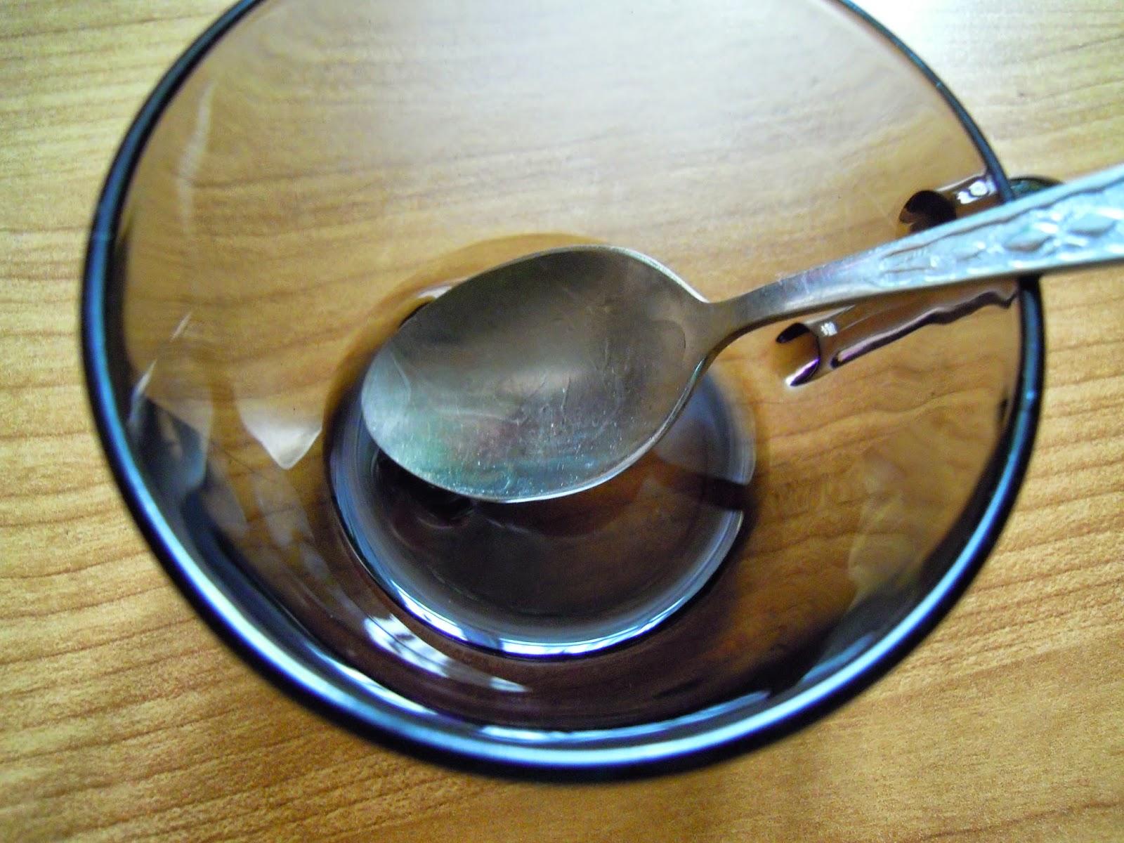 Niedziela dla włosów 14.09 czyli pierwsze wrażenie olej na gliceryne