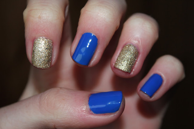 Binky Cobalt and Gold Rush