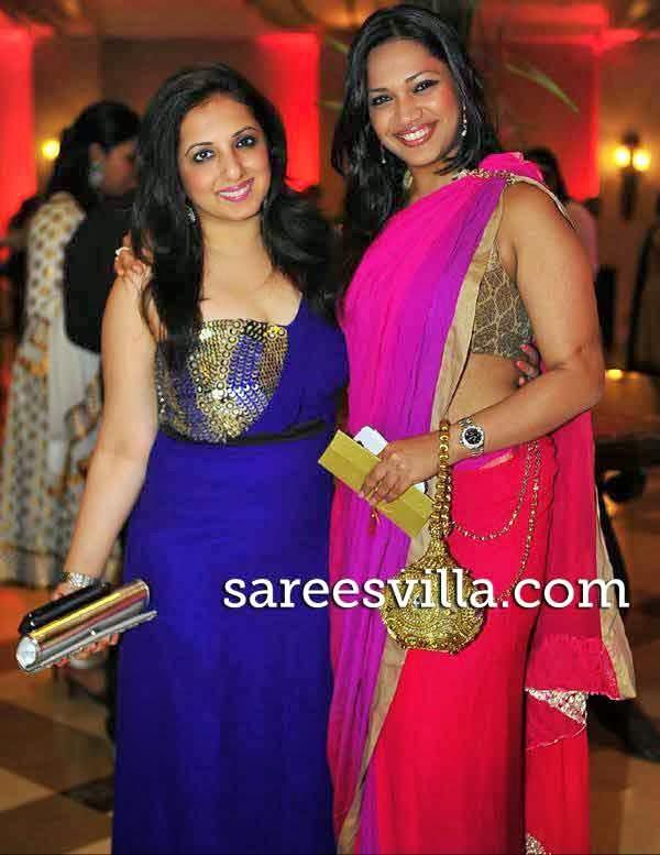 Monisha Khatwani and Manasi Verma