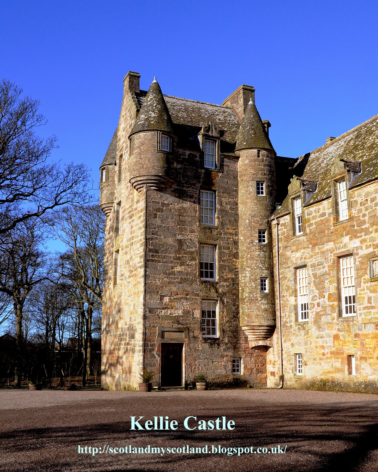 Kellie Castle Pittenweem Fife
