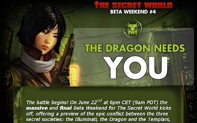 The Secret World - Beta Weekend 4