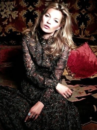Vedeta zilei: Kate Moss