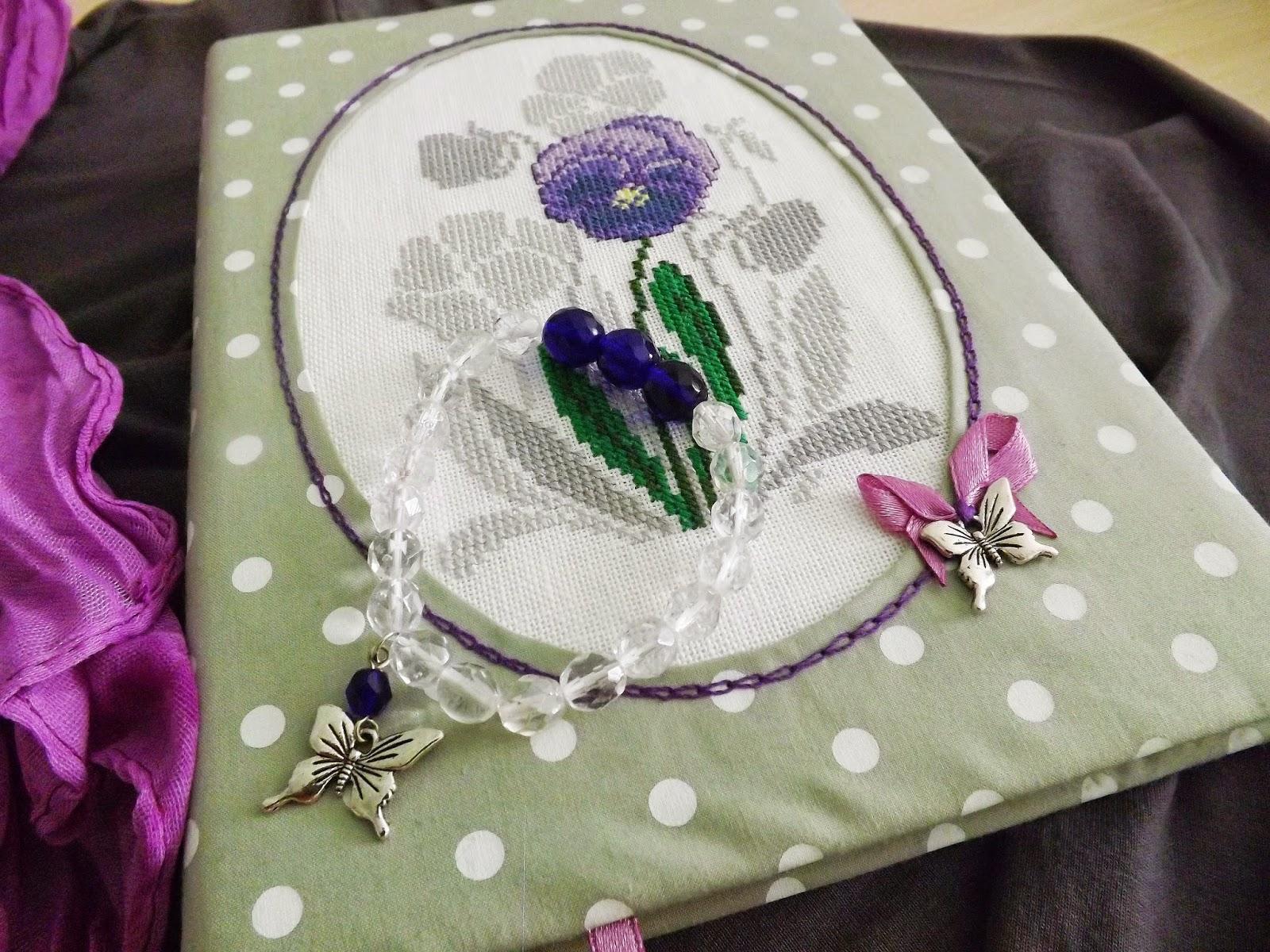 конфета, блокнот ручной работы, блокноты, блокноты ручной работы, вышивка крестиком, шарф, браслет, o-linn