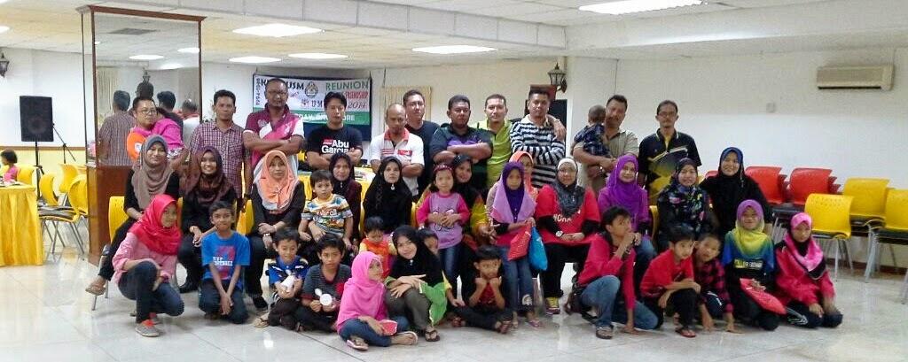 Reunion KLKM USM  94-98 Berjaya