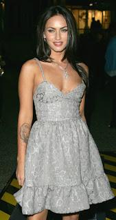 Megan Fox Tattoo Removed