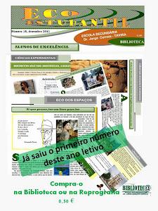 Jornal ECOESTUDANTIL, n.º 18. dezembro de 2011