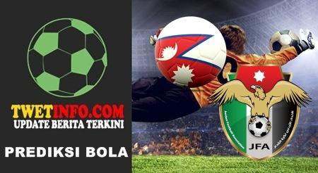 Prediksi Nepal U16 vs Jordan U16, AFC U16 16-09-2015