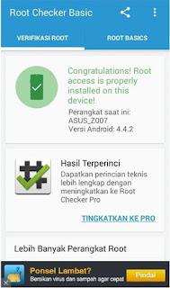 Root HP Asus Zenfone C ZC451CG kitkat lollipop