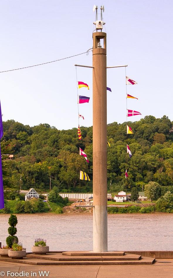 Harris Riverfront Park Huntington, WV