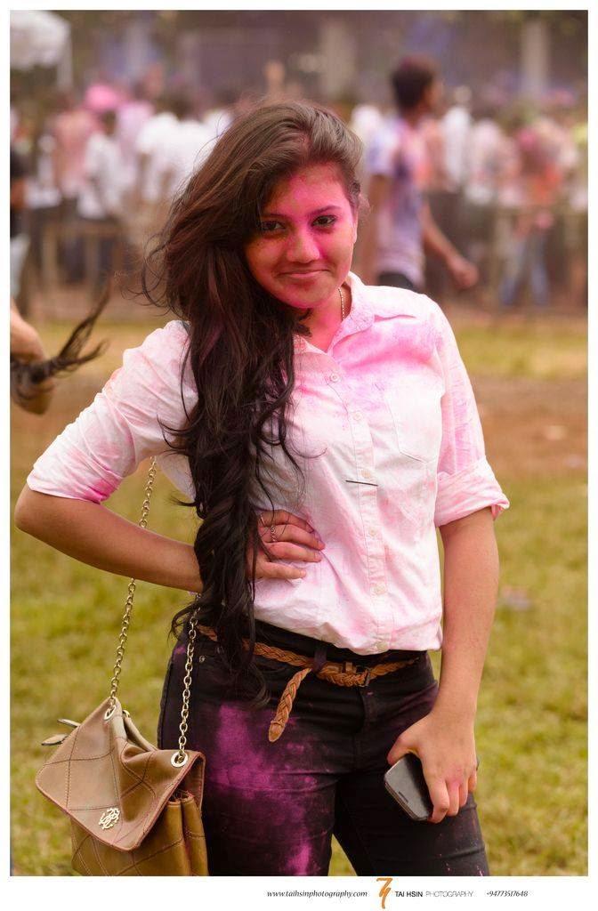 PRISMATIC Holi Fest 2014