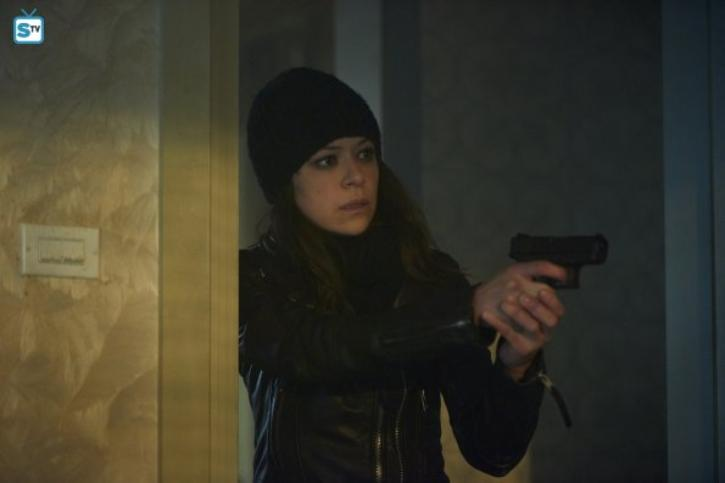 """Orphan Black - Insolvent Phantom of Tomorrow - Review: """"Kendall Malone"""""""