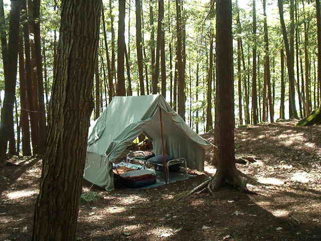 All first year scouts stay in troop tents shown below. Tent inspection includes cleaning the area immediately surrounding the tent rolling the sides and ... & Troop 2 Weymouth: Camp tents