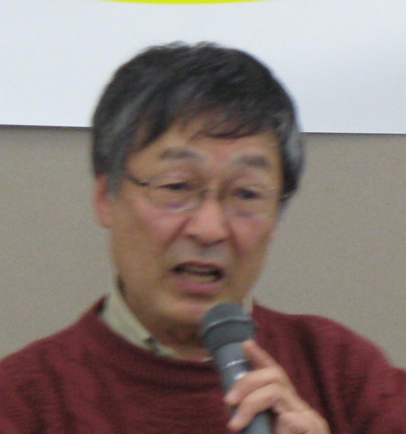 総会発言 千田昇さん(町田革新懇)