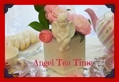Angel Tea Time