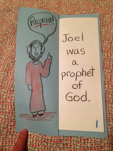 was joel a prophet