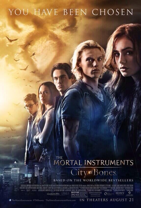 Movie Critical The Mortal Instruments City Of Bones 2013