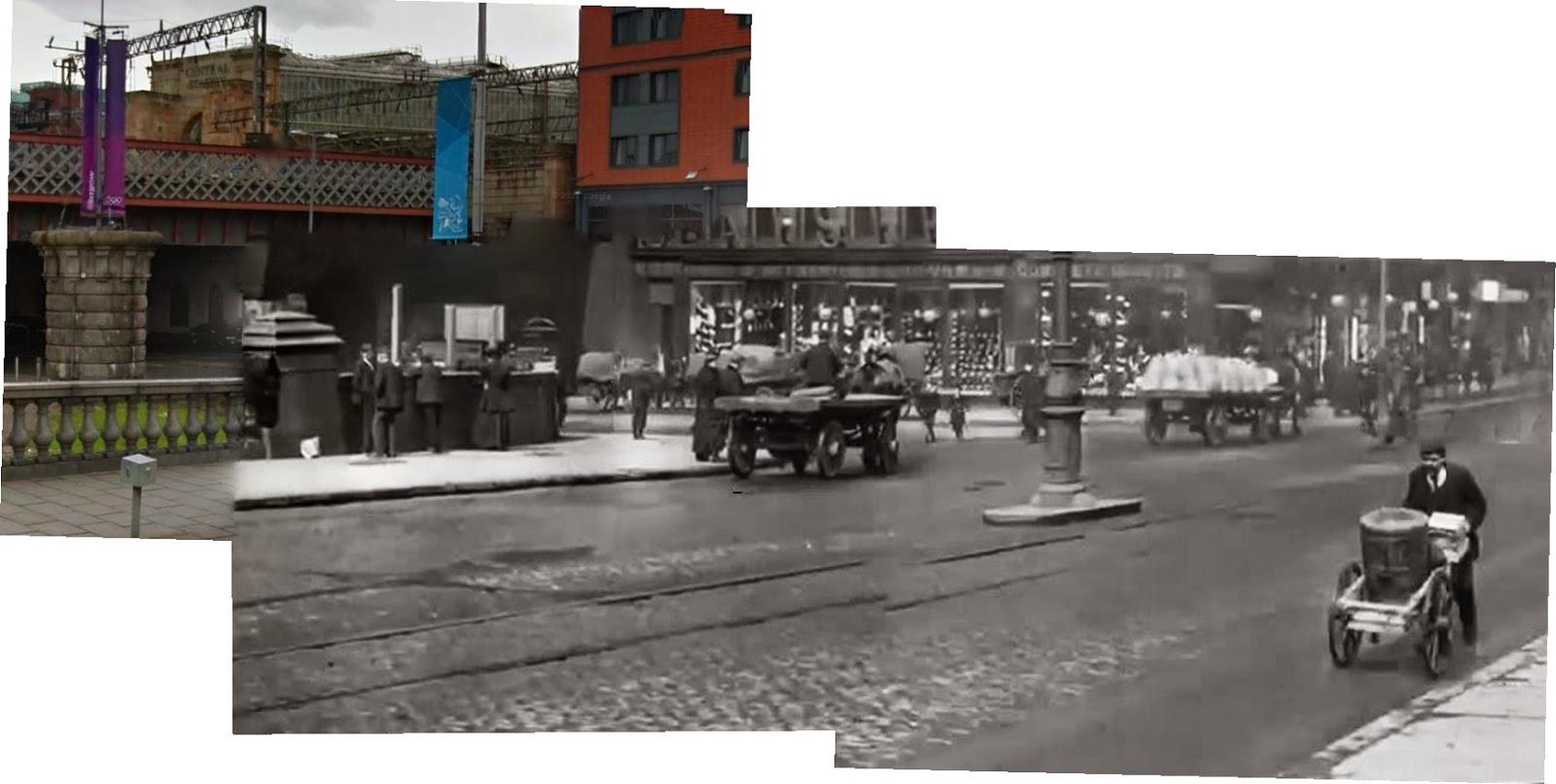 BFI Jamaica Street, Glasgow 1901