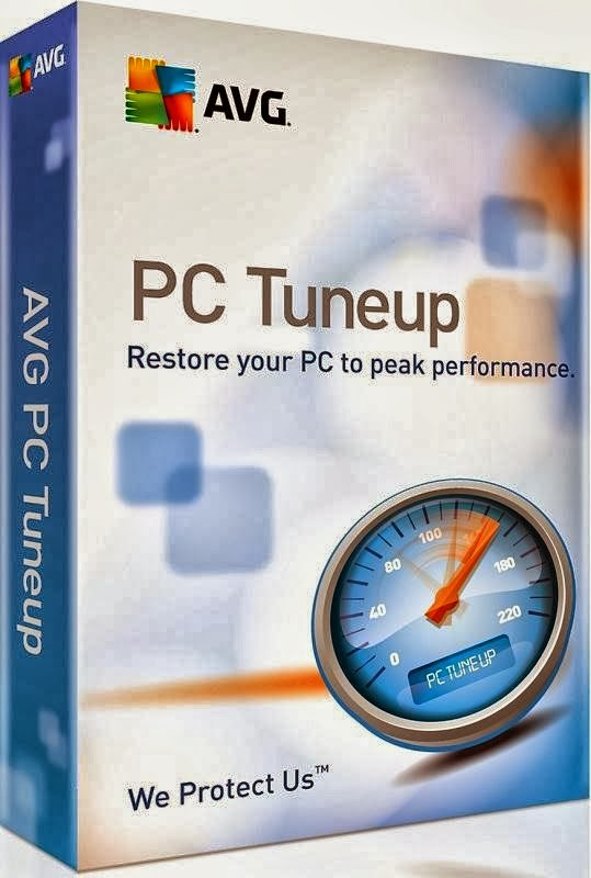 AVG PC TuneUp 2014 With Crack For PC Full Version Free Download