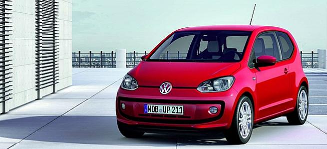 Nuevo Volkswagen Gol Up! Argentina 2013 - 2015