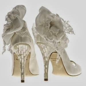 Bridal Celebration - Bridal Shoes - Wedding Requirements collection 2013