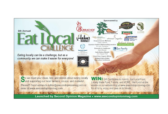 Eat Local Challenge