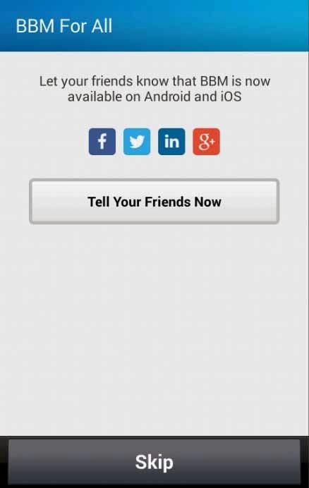 FREE Download Aplikasi BBM untuk PC dengan emulator ANDROID terbaru