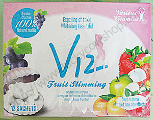v12 slimming fruit juice