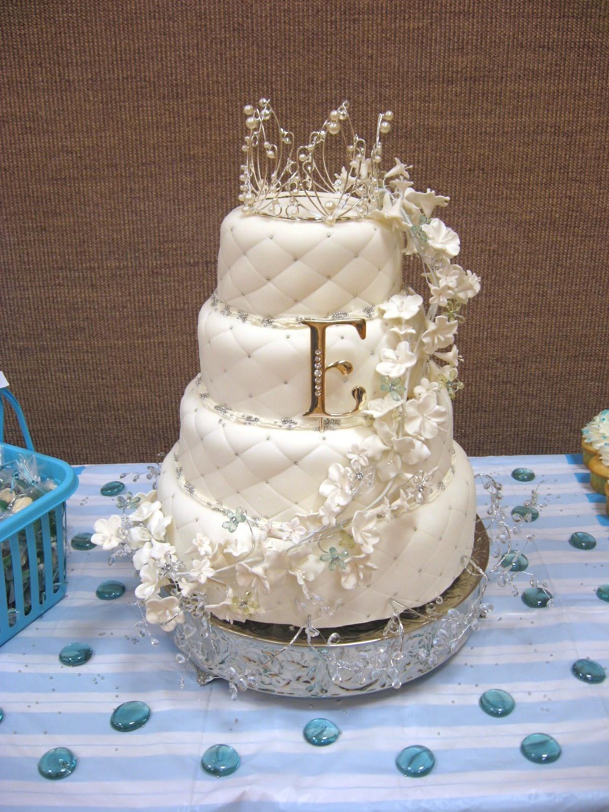 Cakeopolis 100 MY Wedding Cake