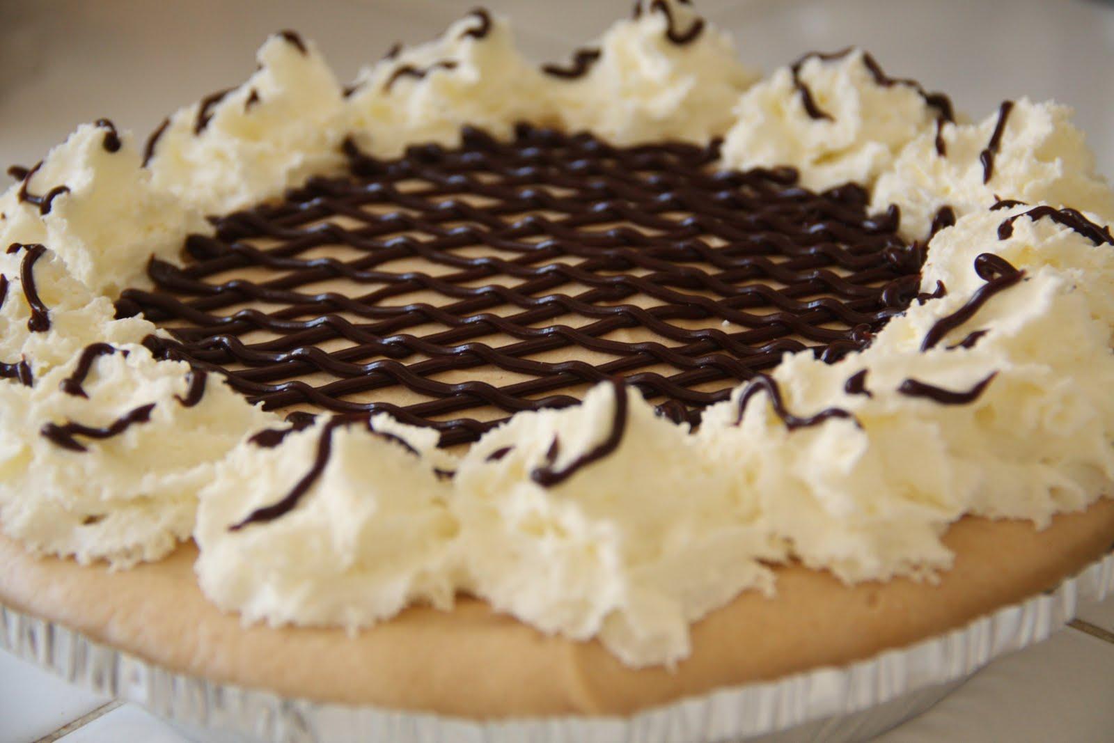 Black-Bottom Peanut Butter Mousse Pie (gluten-free option, contains ...