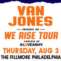 VAN JONES TIX