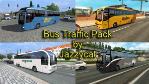 Jazzycat – Bus Traffic Pack 1.7