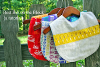 Best Bib on the Block Reversible Bib Tutorial