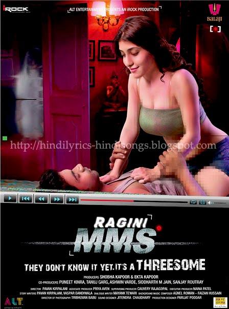 Hindi Lyrics Lyrics Of Hindi Songs Ragini MMS New