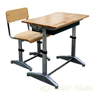 Bộ bàn ghế học sinh BHS-14-04G