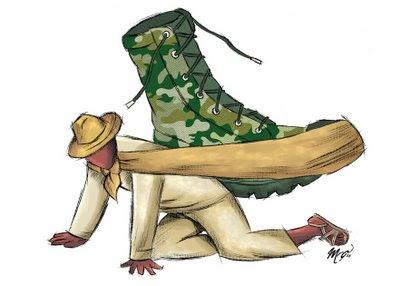 Honduras Militarizada