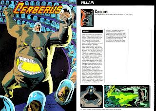 Cerbero (DC Comics)