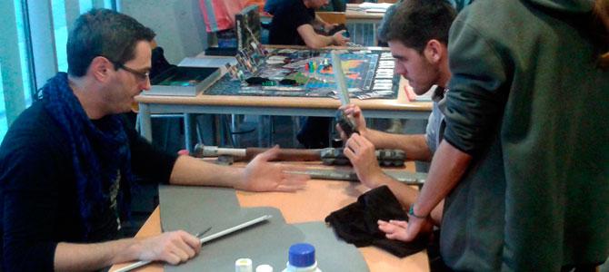 Jornadas Presentación ARS 2012 softcombat