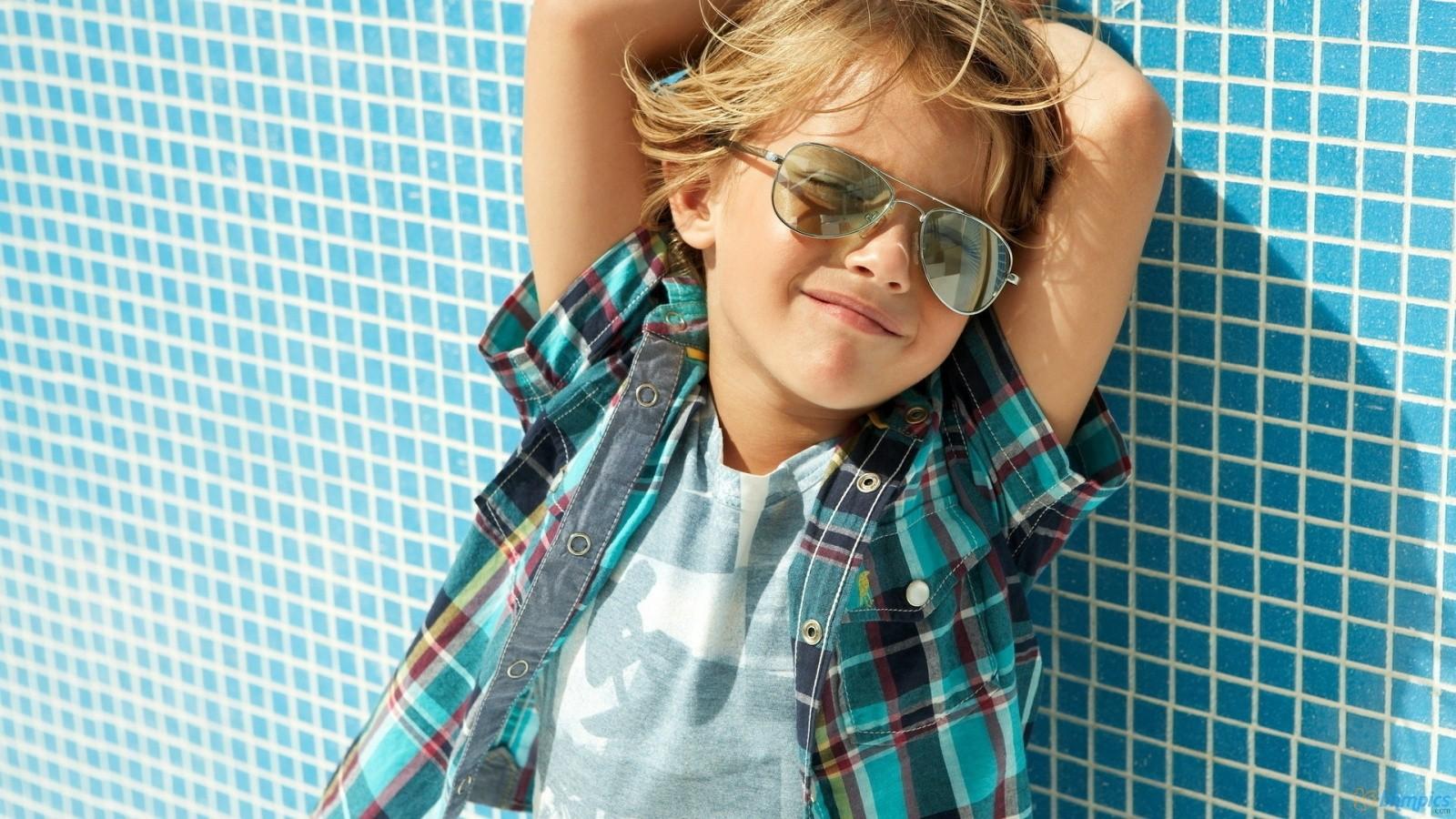 Cute Baby Super Stylish Boy Hd Wallpaper