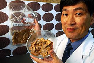 Jepang Berhasil Membuat Makanan Dari Kotoran tinja Manusia,ada yang mau mencoba makan?