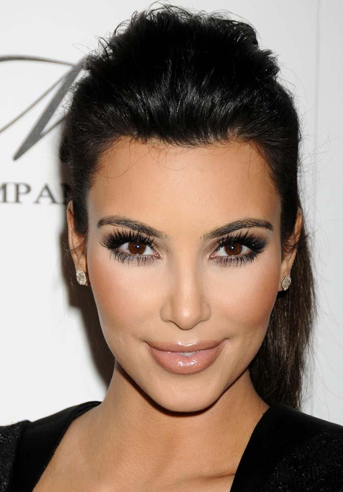 Kim Kardashian Makeup Artist 2013 Fashion u0026 style: kim kardashian make ...